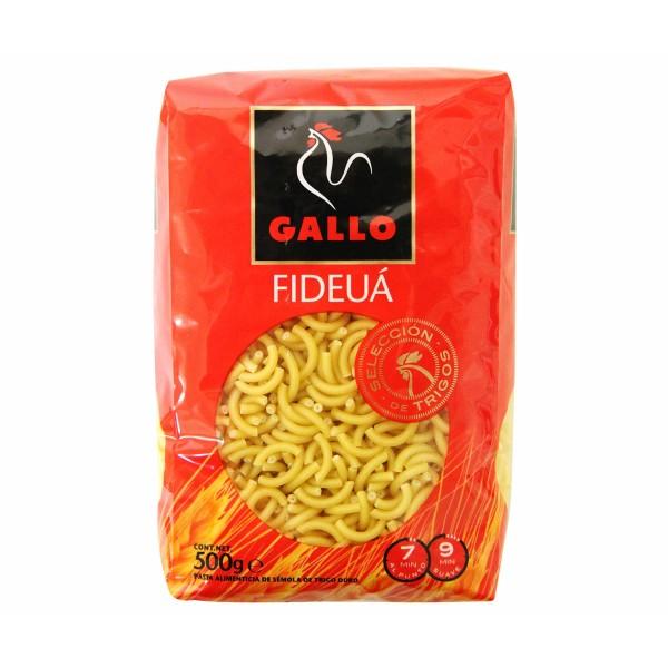 Noodle fideua 500gr Grs - Gallo