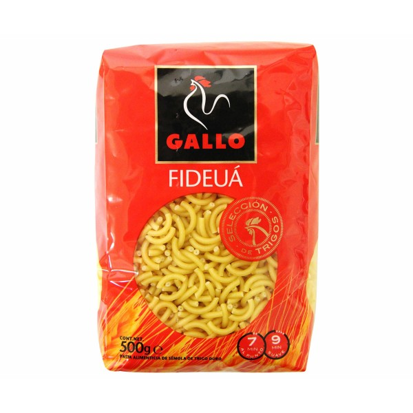 Noodles fideua 500 Grs - Gallo