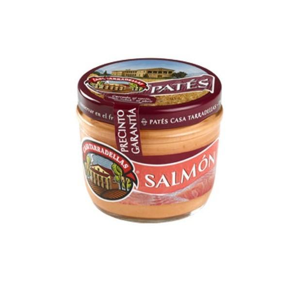 Salmon Pate 125 Grs - Casa Taradellas