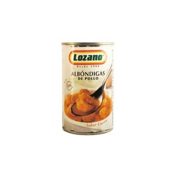 Chicken Meatballs 500 Gr - Lozano