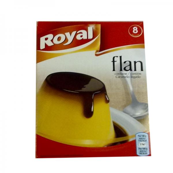 Burnt Sugar Flan 93 Grs Royal
