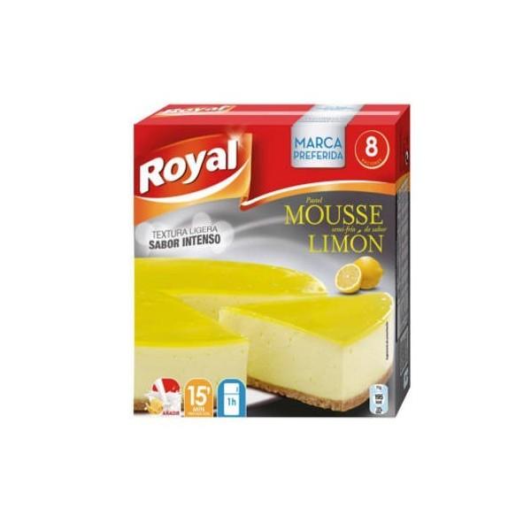 Lemon Mousse Cake 207 Grs - Royal
