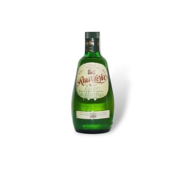 Acquavite di erbe aromatiche Aguardiente Hierbas 70 Cl - Ruavieja