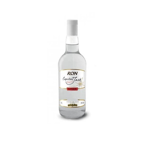 White Rum Capitan Jack 1 liter