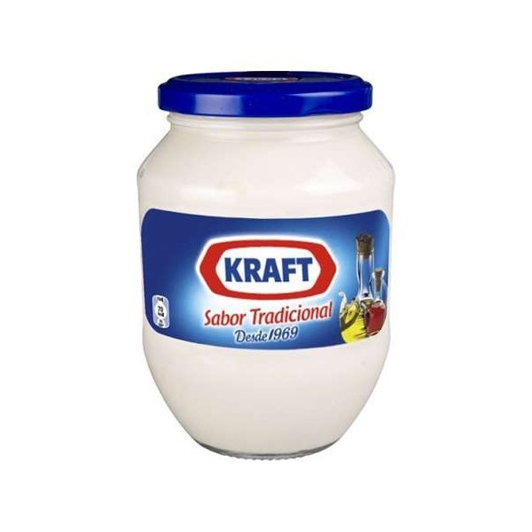 Mayonnaise Kraft 250Ml Normal