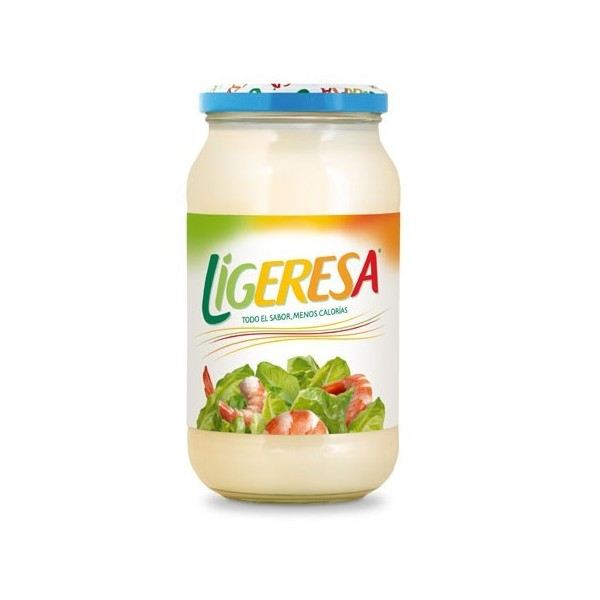 Ligeresa Mayonnaise225 Ml