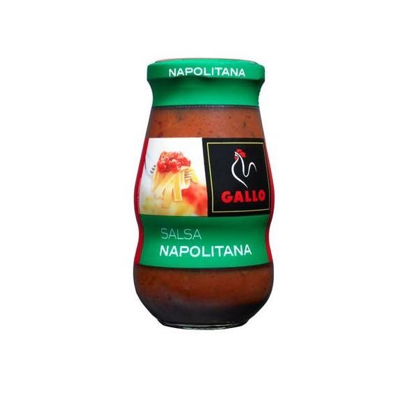 Neapolitan sauce 260 Gr -Gallo