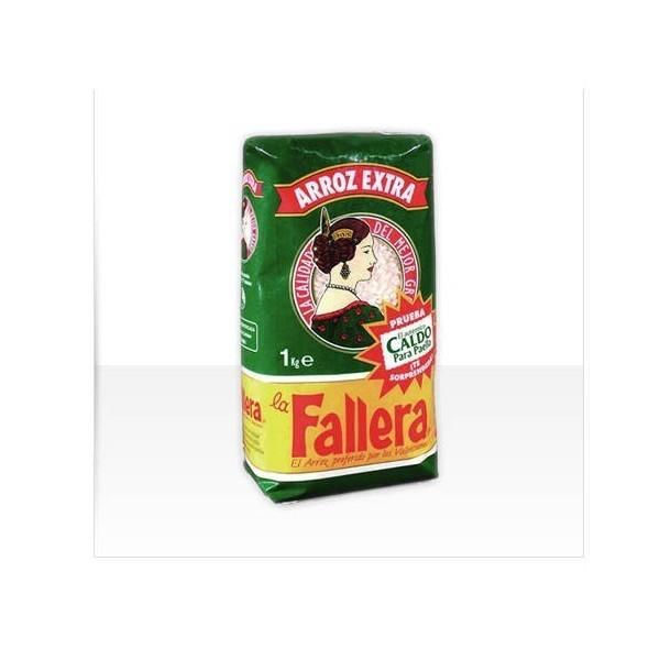 Arroz Extra 1 kg La Fallera