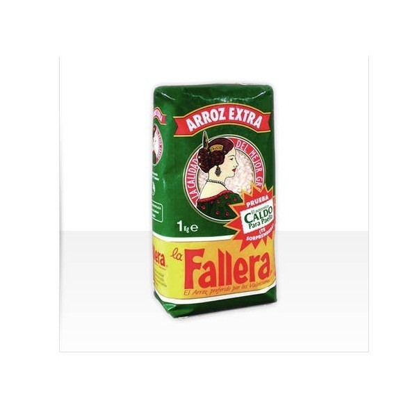 Extra Reis 1 kg La Fallera