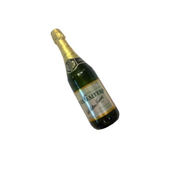 Spanish Cider El Gaitero Extra 70 cl