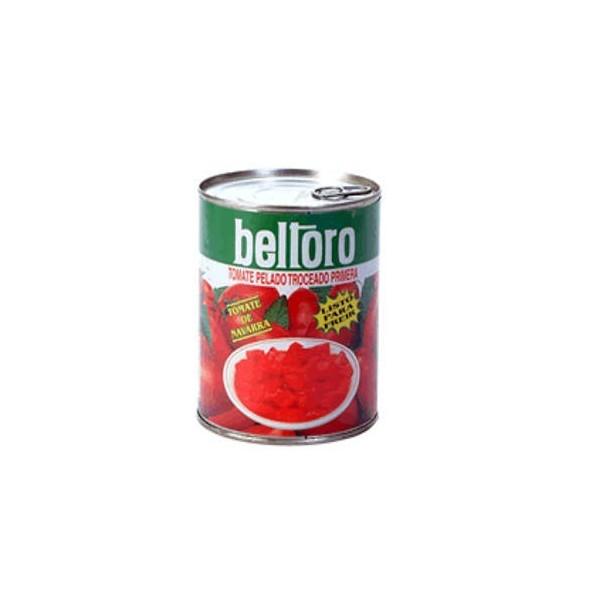 Chopped Tomato Gr 390 - Beltoro