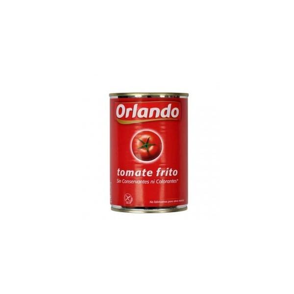 Frito Tomatensauce 410 Gr bewahrt - Orlando