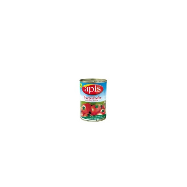 Crushed tomatoes Apis 410 Gr Canned
