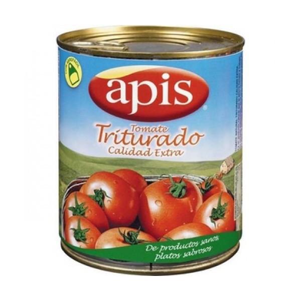 Crushed tomatoes 810 Gr tin - Apis