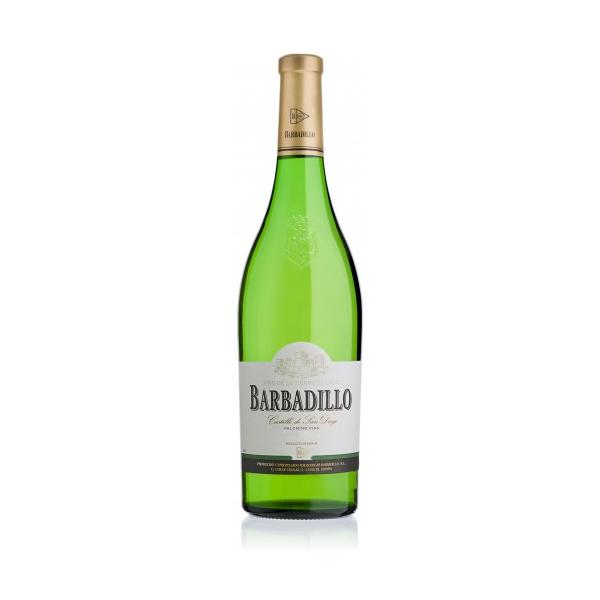 Wine Barbadillo Castillo San Diego 75Cl 12º