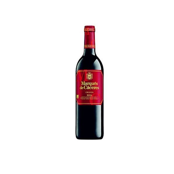 Red wine Marques De Caceres Crianza 75 Cl