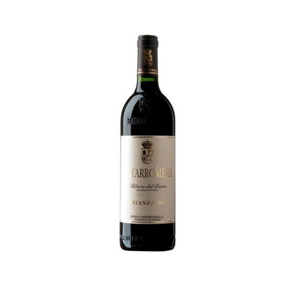 Red wine Matarromera Crianza 75Cl