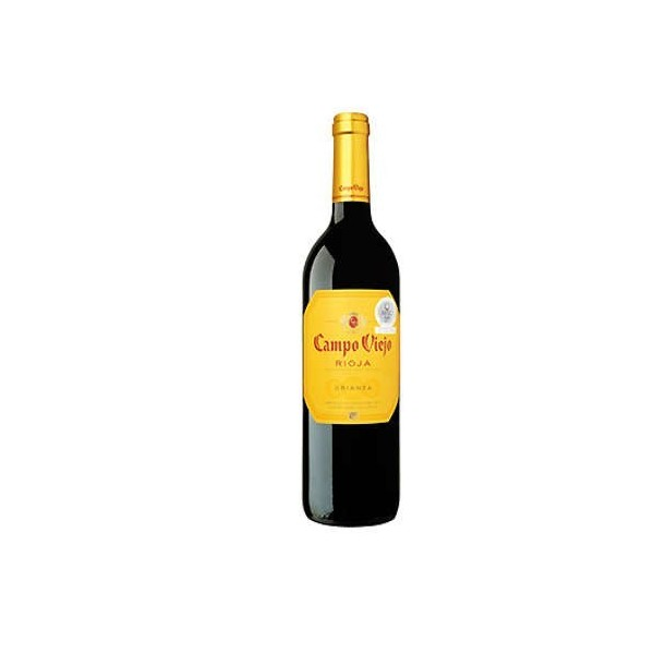 Red wine Campo Viejo Crianza 75 Cl