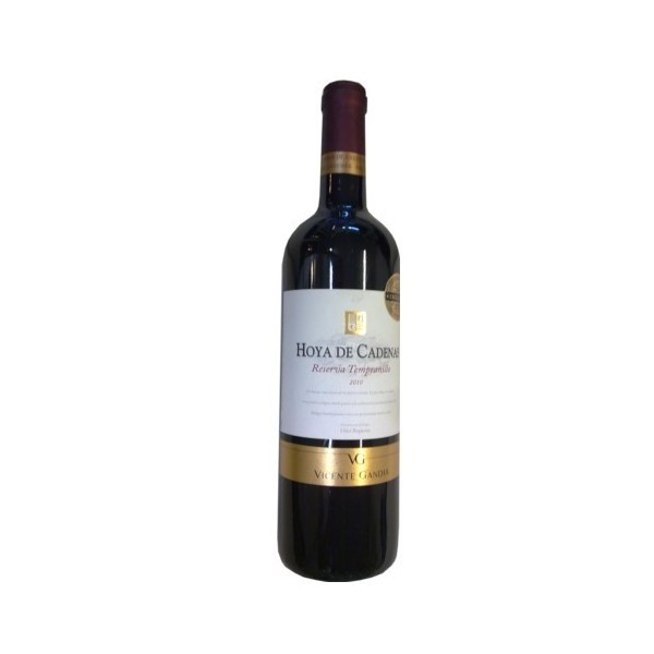 Red wine Hoya Cadenas Reserva Privada 75Cl