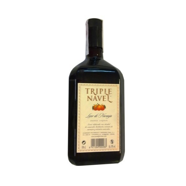 Liquor Triple Navel Vidal 1 liter