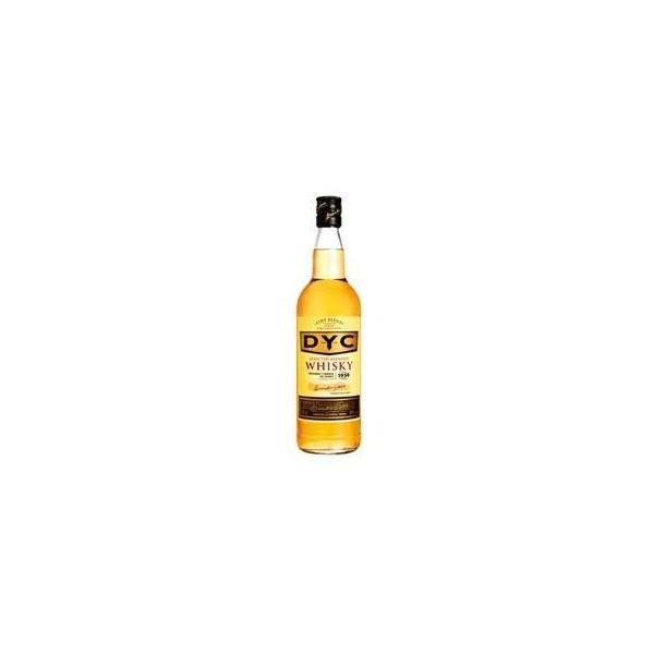 Whisky 70 cl Dyc 40º