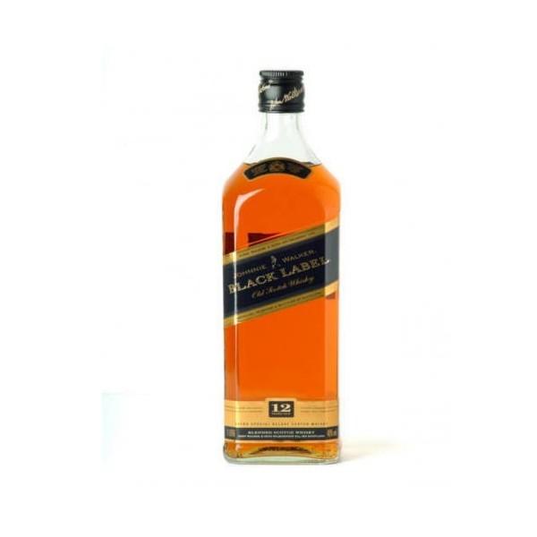 Whisky Jhony Walker Black Label 70 Cl