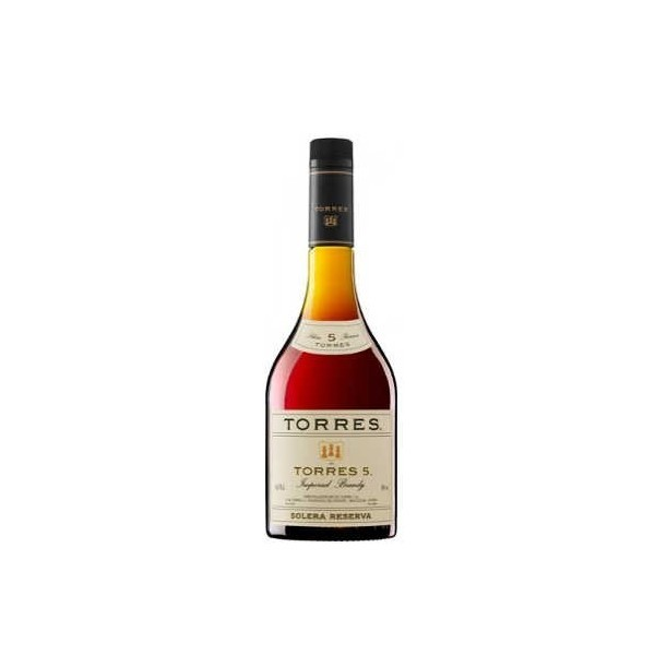 Brandy Torres 5 years 70 cl. 39º