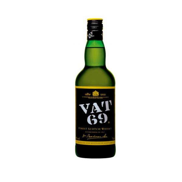 Whisky Vat 69 70 Cl 40º
