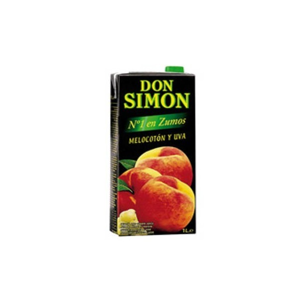 Peach juice Brik 1liter Don Simon
