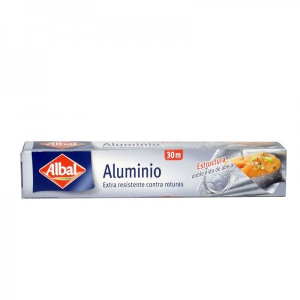 Albal - Aluminum Roll 30 Meters
