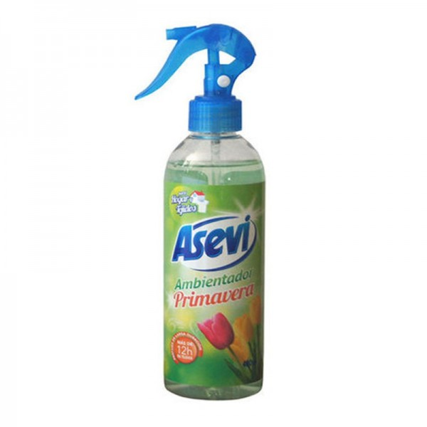 Asevi - Air freshener Primavera Spray 400Ml Hogar