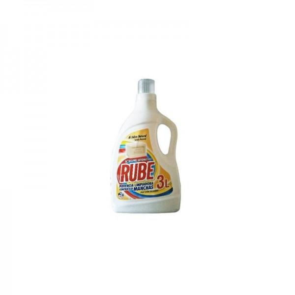 Rube Liquid detergent 40 Doses 3 Liters