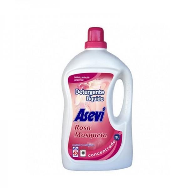 Asevi - Liquid Laundry Scent Eglantine 3 Liters