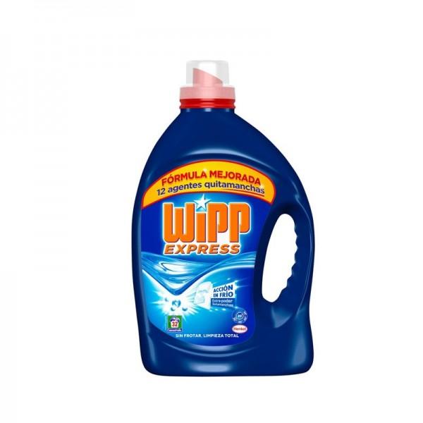 Wipp - Liquid Blue Gel laundry detergent 32 Doses