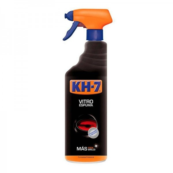 Kh-7 Ceramic glass cleaner and Induction Spray 750 Ml