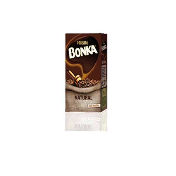 Coffee Natural ground 250 Grs - Bonka