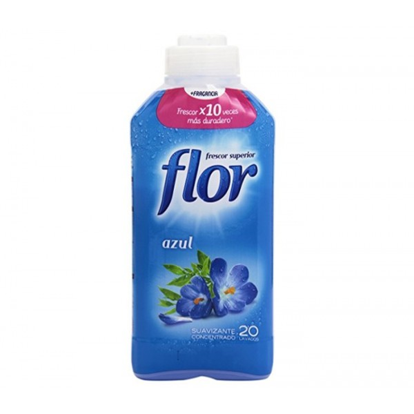 Flor - Concentrated Softener 20 Washes 460 Ml