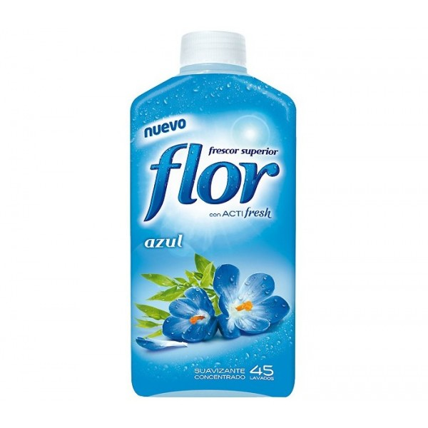 Flor - Concentrated fabric softener 45 Washings 1,035L