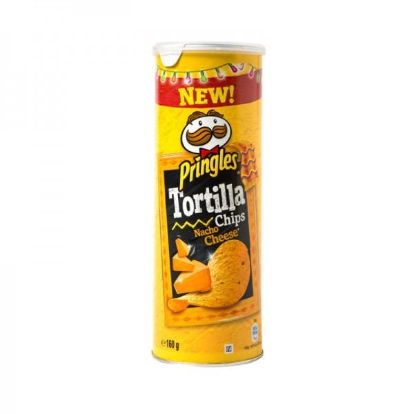 Snack Pringles Tortilla Maiz Queso 160G